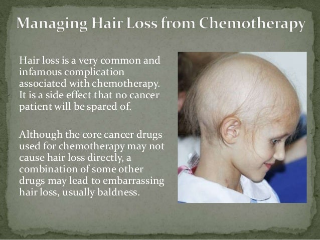 How To Manage Chemotherapy Side Effects
