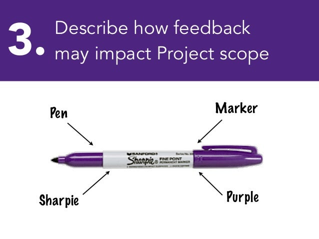 Feedback can change project scope considerably  Posters by http://thechive.com/2013/01/30/designer-turns-negative-client-c...
