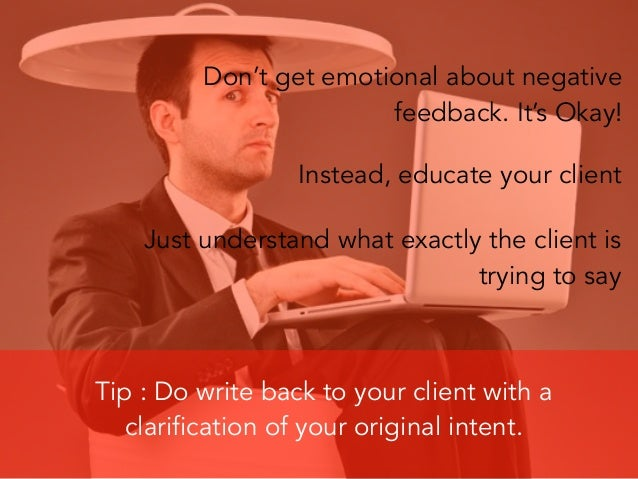 Client contradicts the Design and Branding guides