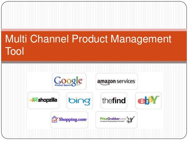 Multi Channel Product ManagementTool