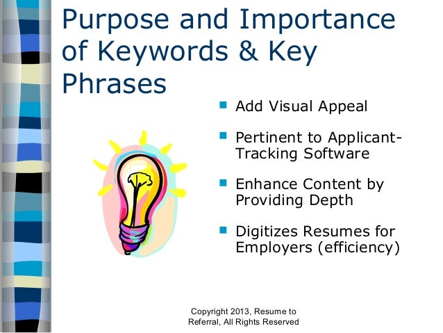 sales resume keywords phrases in english Success