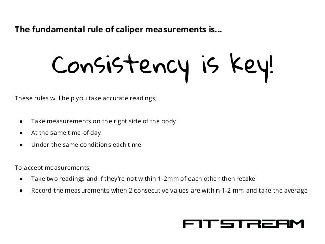 body fat percentage formula caliper