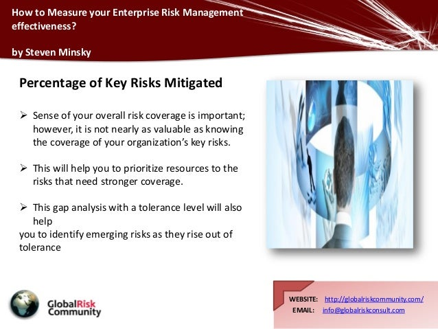efficacy of risk management in current Objectives of operational risk management: avoidance of catastrophic losses, promote organizational understanding of operational risk, anticipate risks more effectively, objectively measure performance, change culture and behaviors, streamline products and services, and ensure that adequate due diligence is performed in takeovers and mergers.