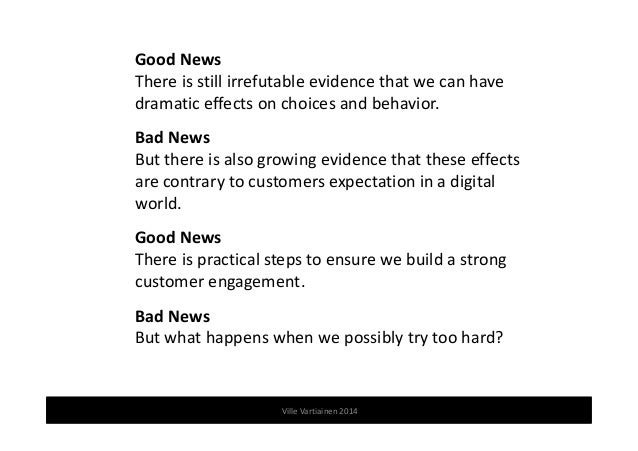 How to Know What a Customer Needs & Wants