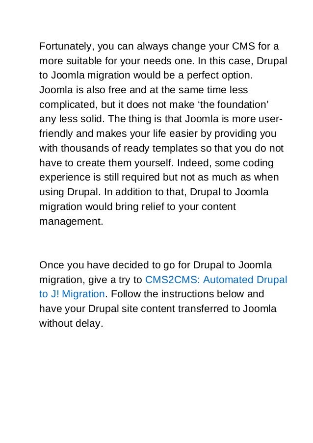 how to create a website using drupal step by step