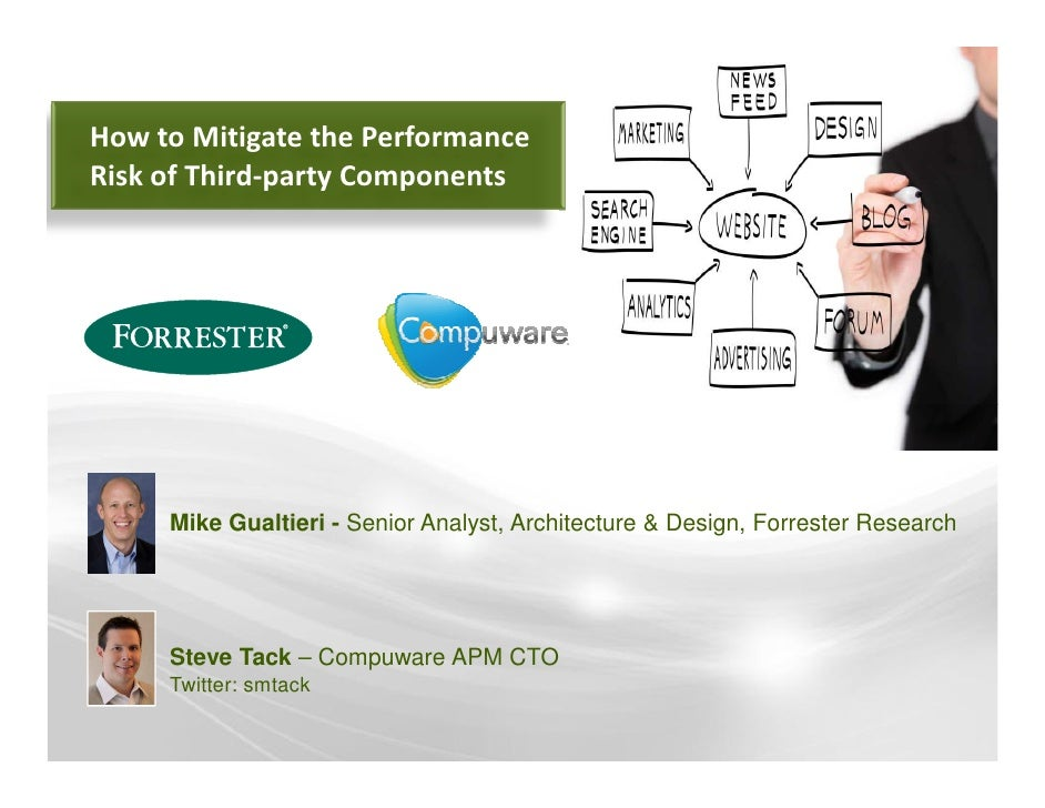 ,    D                    WZ    d                    Mike Gualtieri - Senior Analyst, Architecture  Design, Forrester Rese...