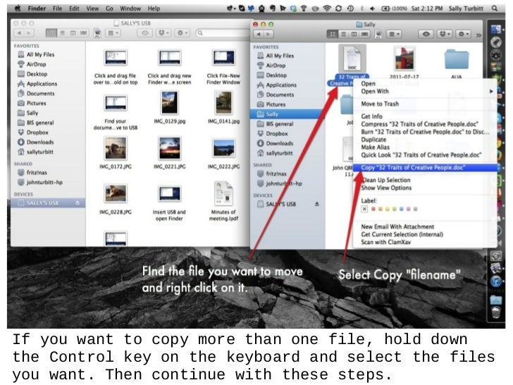 how to move file in mac