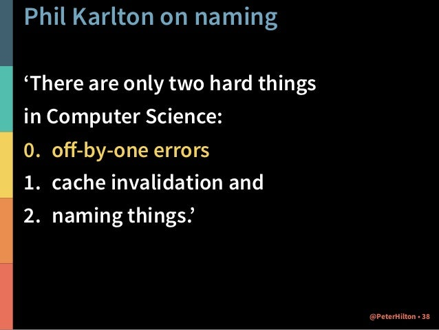 What is the worst ever variable name? data  What is the second-worst name? data2  What is the third-worst name ever? da...