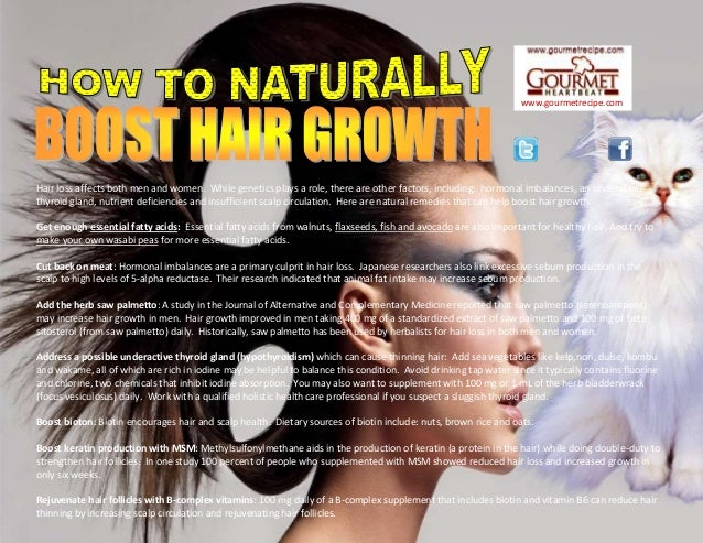 Hair loss affects both men and women. While genetics plays a role, there are other factors, including: hormonal imbalances...