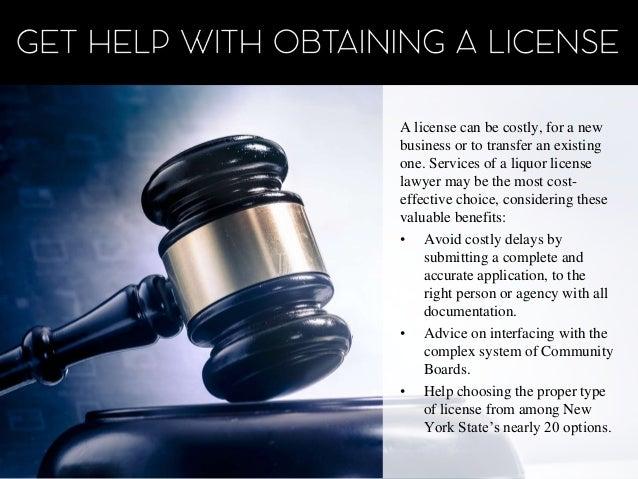 how to buy a liquor license
