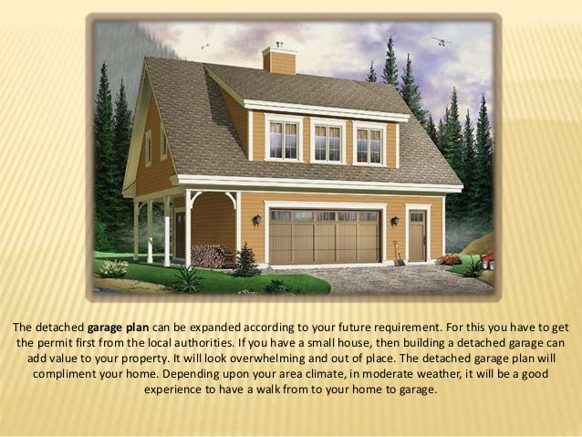 How to obtain a perfect detached garage by behm garage plans for Garage design app