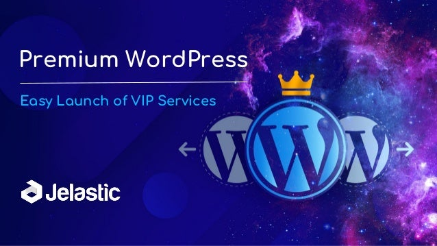 Premium WordPress Easy Launch of VIP Services