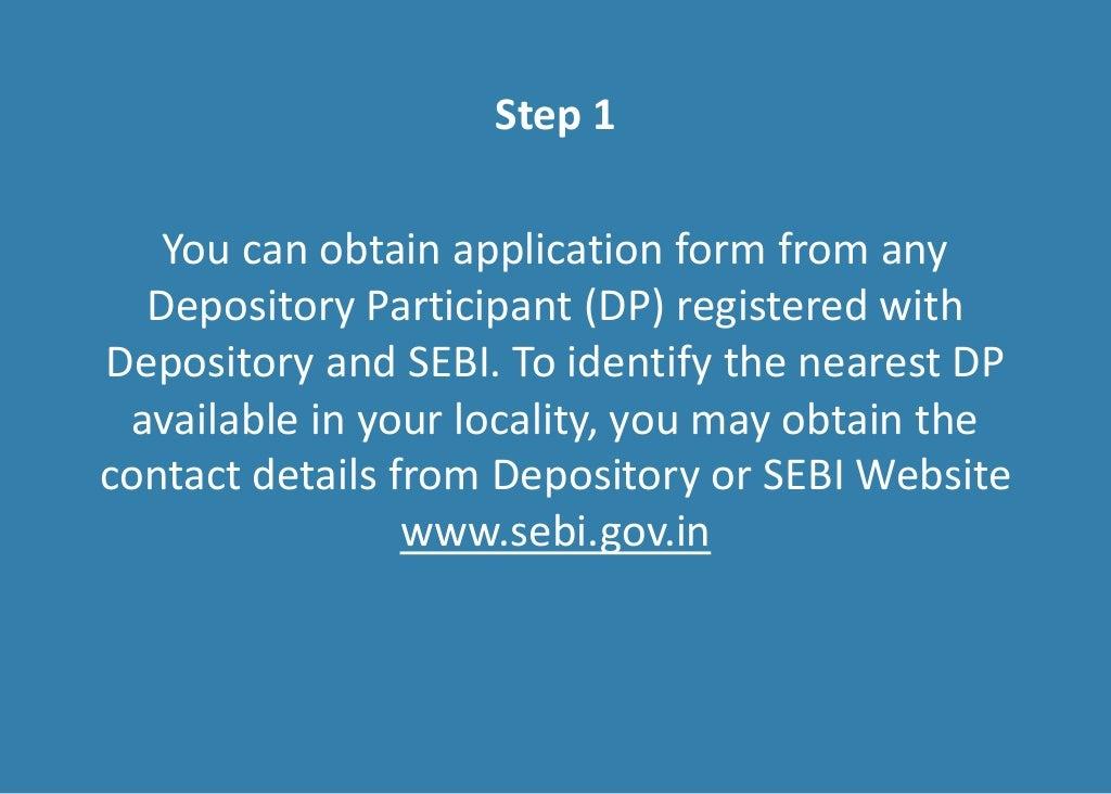 Open Demat Account