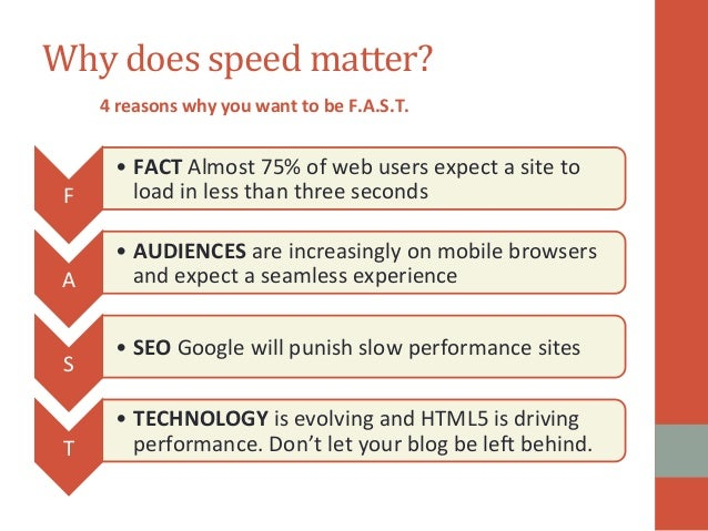 How to Optimize Your Blog for Faster Loading in Three Easy Steps Slide 3