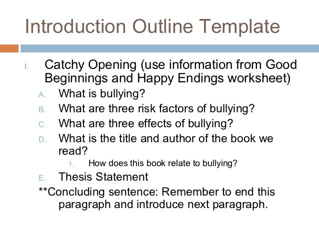 good essay introduction paragraphs English composition 1 but it is an important part of an essay a weak introduction can cause readers to that's for the body paragraphs of an essay.