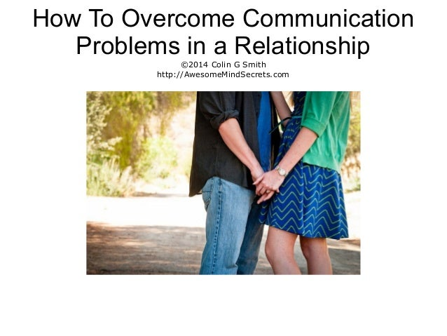 how to overcome problems in a relationship