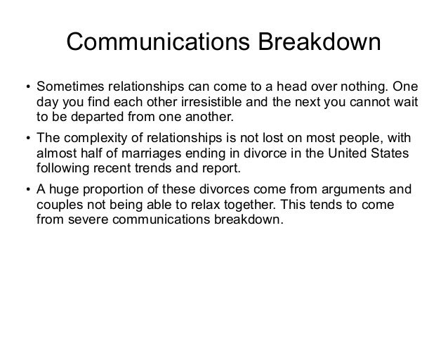 How To Deal With Communication Issues In A Relationship