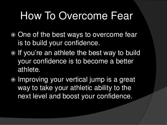 13 Incredibly Simple Ways to Overcome the Fear of Failure