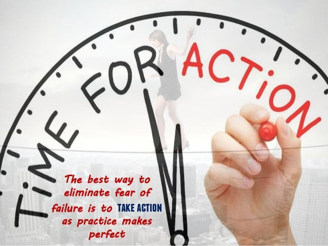 Takingactionis a chance to experience the facts and gain knowledge