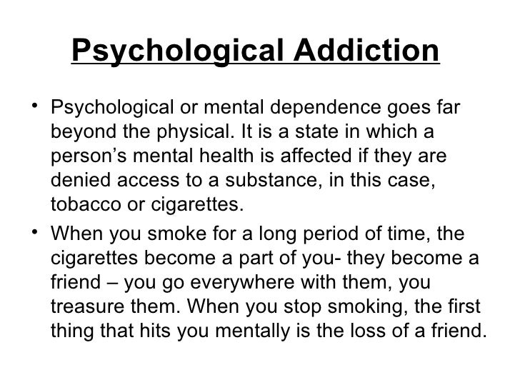 Natural Ways To Help Addiction