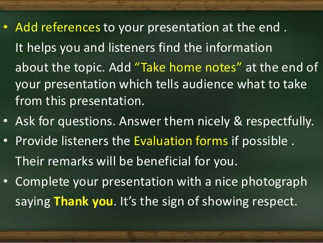 how to overcome the fear give the best presentation 18