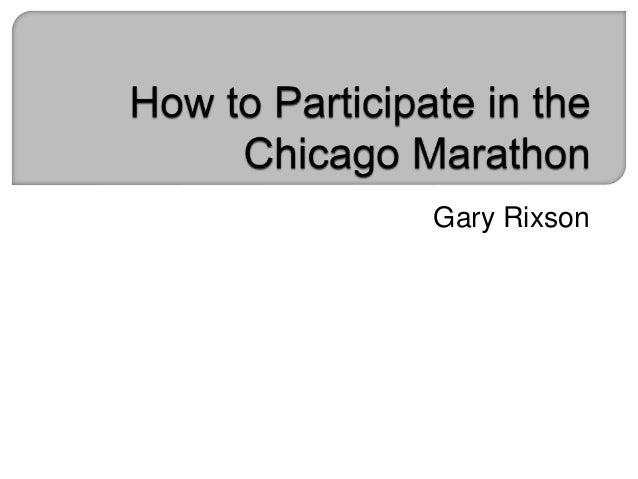 Gary Rixson