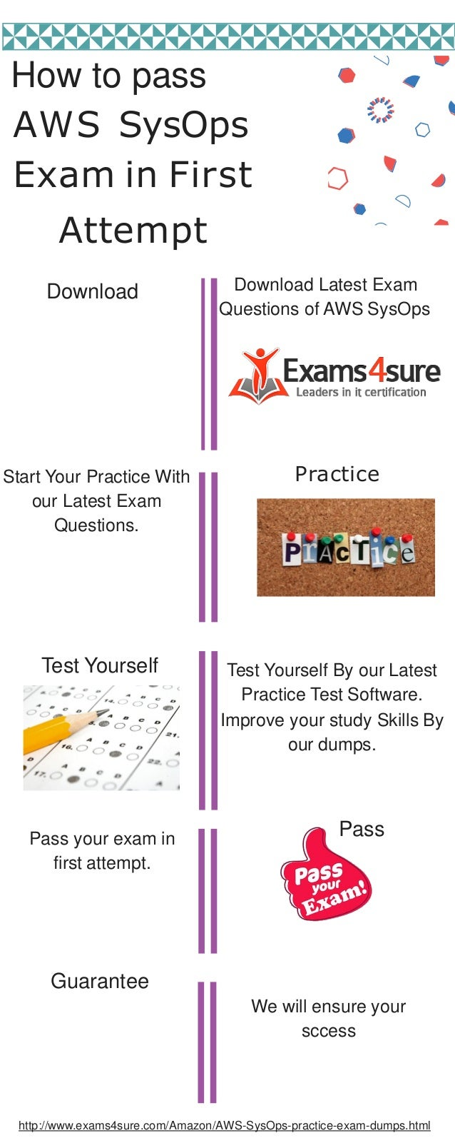 Aws sysops exam questions how to pass aws sysops exam in first attempt download download latest exam questions of aws 1betcityfo Images