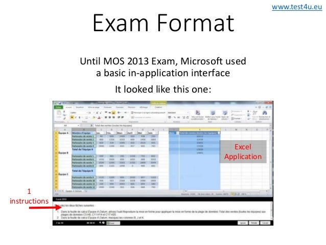 microsoft office specialist exam questions pdf