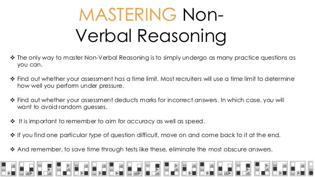 How to Pass Non-Verbal Reasoning Tests: 11+ and Job