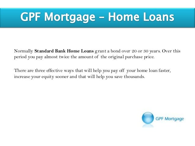 how to pay your home loan faster