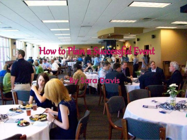 """ This is a """"how to"""" guide for aspiring event planners. It provides a list of tactics that can assist you in planning and ..."""