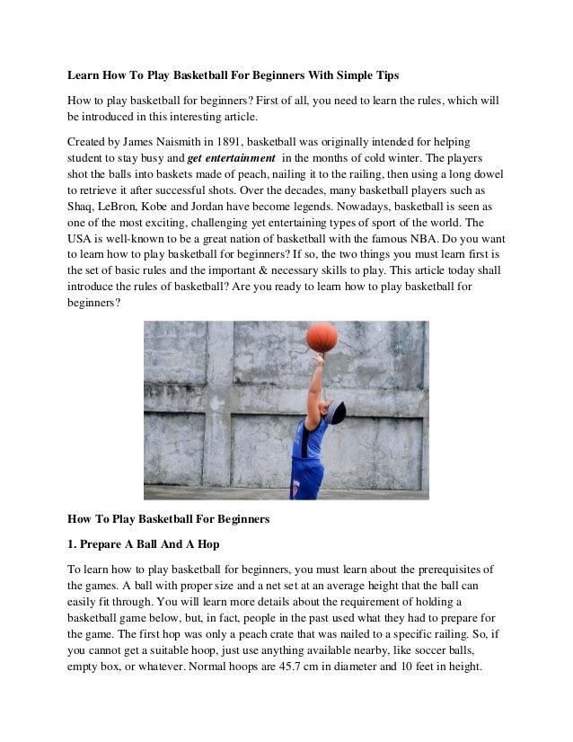The 7 Basic Skills - South Geelong Kings Basketball Club ...