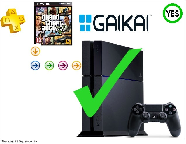how to play gta 5 on ps4
