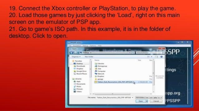 psp iso emulator for pc
