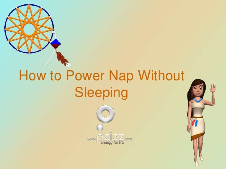 How to Power Nap Without Sleeping<br />
