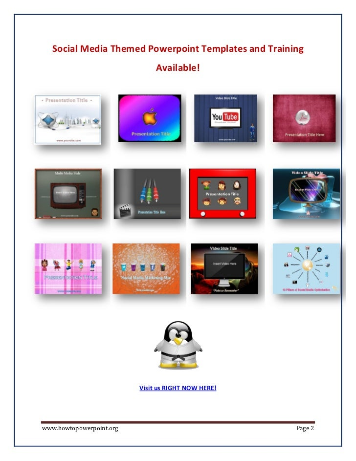 Powerpoint ebook fandeluxe Choice Image