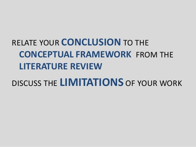 How to do a presentation on your dissertation