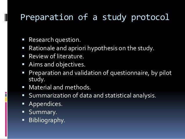 Prepared thesis