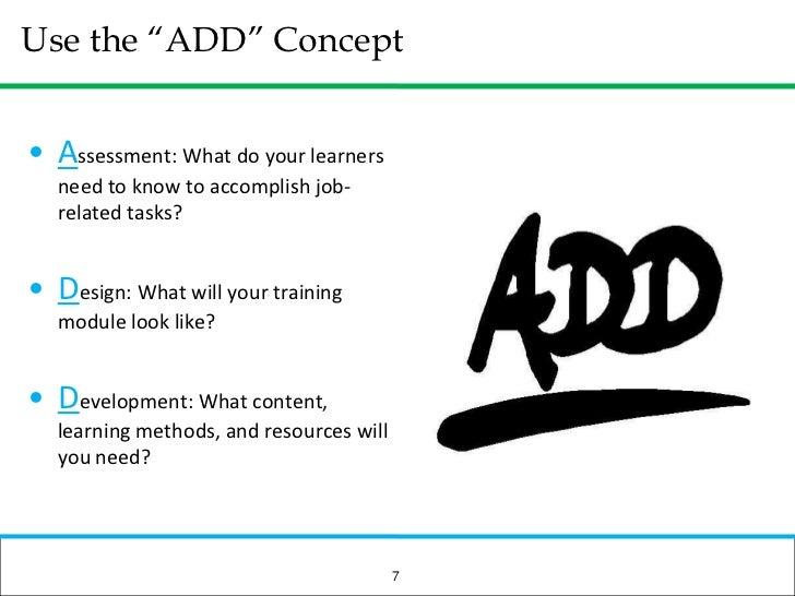 Effective Tips to ensure that created module is effective</li></li></ul><li>Designing a Training Module<br /><ul><li>What ...