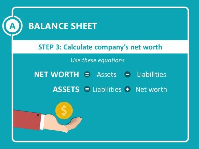 a step 3 calculate company s