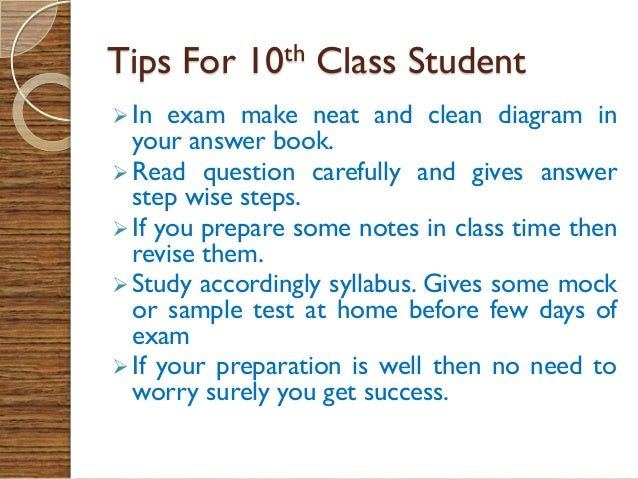 How To Prepare For 10th and 12th Class Board Exam See Importance Tips…