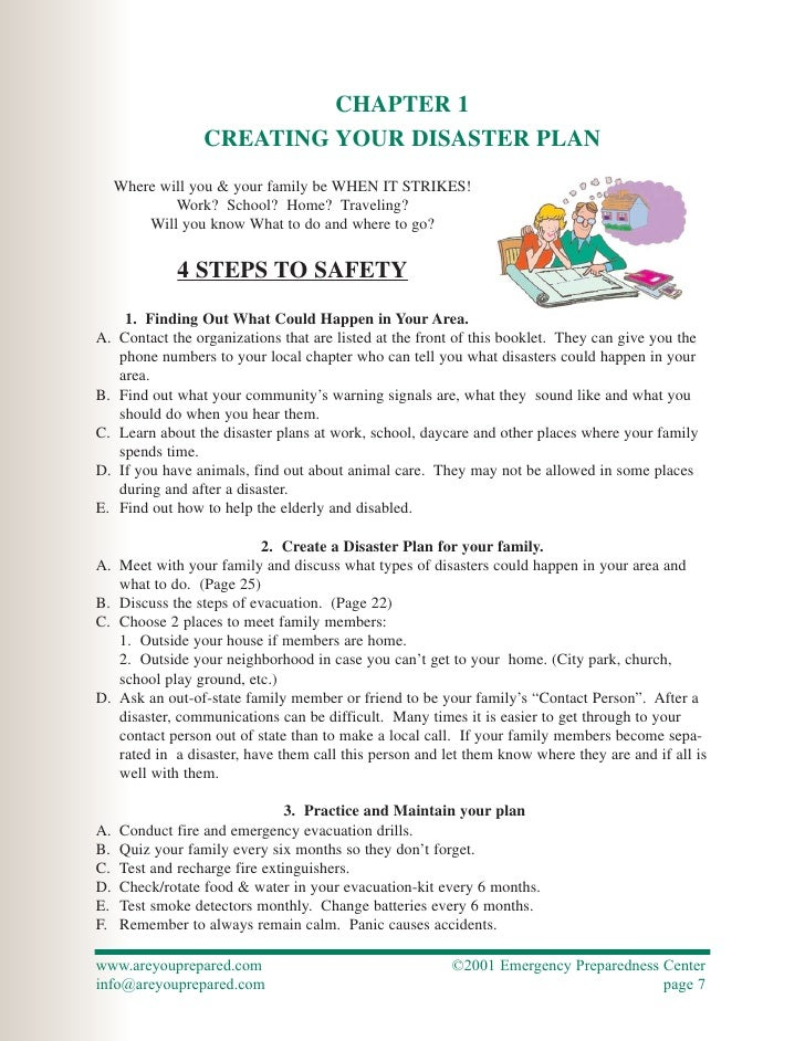 how to prepare for any disaster 7 728?cb=1248688731 how to prepare for any disaster,Emergency Disaster Plan For Family Child Care Homes