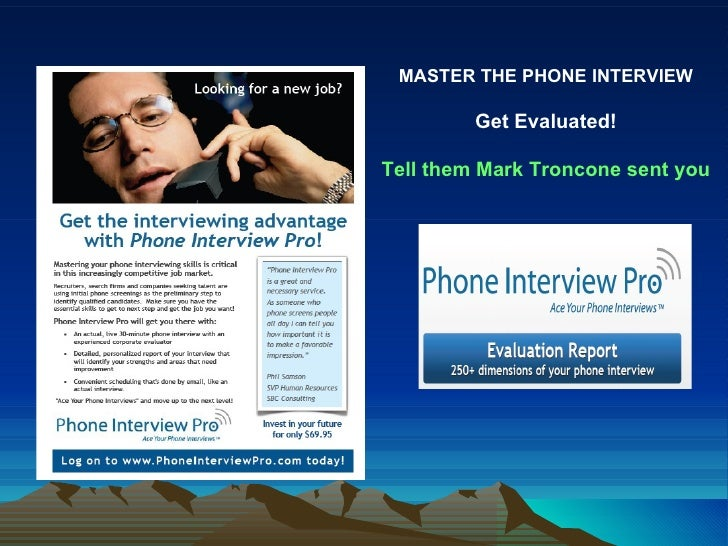 only 1495 3 master the phone interview get - How To Prepare For A Phone Interview