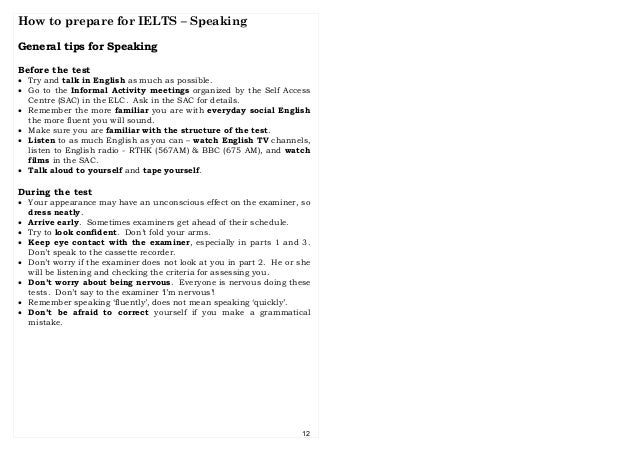 how to prepare for ielts pdf