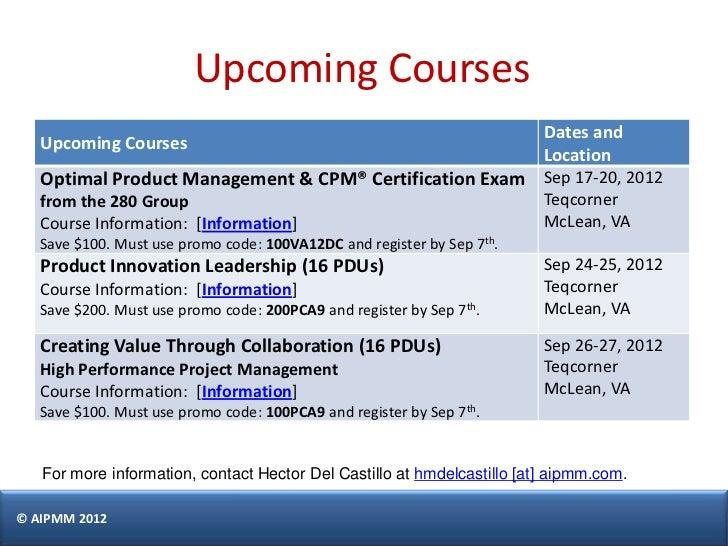 certification cpm aipmm prepare exam cpmm credential key