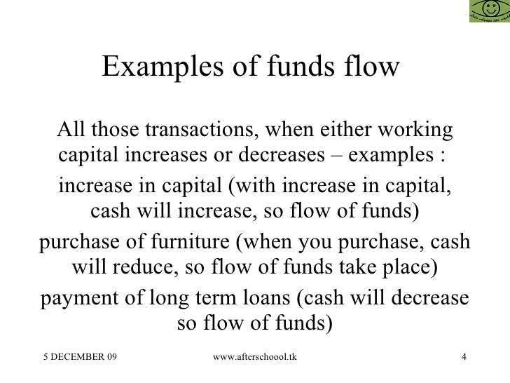 How To Prepare Funds Flow And Cash Flow Analysis