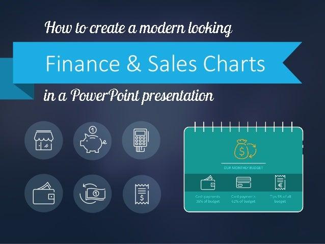 Finance & Sales Charts