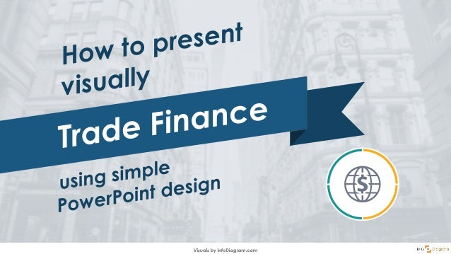 Explaining Trade Finance processes in an approachable way can be a challenge.