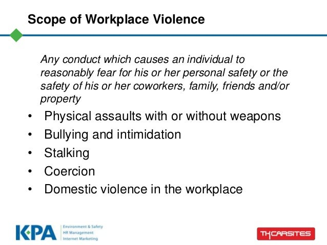 exploring the causes of workplace violence The mayo clinic notes that more than 300 workplace substances may cause  occupational asthma, including animal substances, enzymes and.