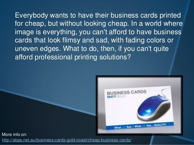 How to print cheap business cards reheart Choice Image
